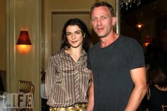 Jun 22, 2011  Daniel Craig and Rachel Weisz Secretly Elope  The James Bond actor and the actress, who have been dating since fall, married in an ultra-secret ceremony June 22 with just her two children and two friends in attendance in New York City. The two costar in Dream House, due in theaters in fall.