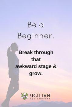 Being a newbie isn't always fun. You're sure everyone around you knows more than you do. Understand this about being a beginner, and you'll thrive.