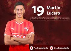 2015 Martin Lucero - Independiente de Avellaneda