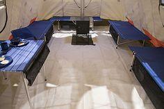 Arctic Oven™ 12x18 with Vestibule