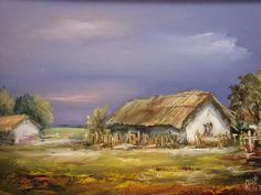 János Maksai Timeline Photos, Pastels, Paintings, Oil, Landscape, Magick, Colors, Scenery, Paint
