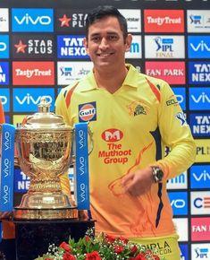 Chennai super kings👑 Champion of  Vivo IPL 2018.  #IPL2018 #MSDhoni #CSK #Watson #CSKvSRH #ChennaiSuperKings #colorfullhdwallpapers