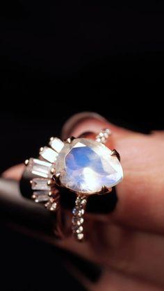 Moon Magic Jewelry : magic, jewelry, Magic, Rings, Ideas, Ring,, Magic,, Gemstone, Jewelry