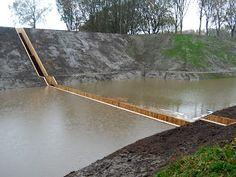 RIGO Serramenti News: accoya. Moses Bridge