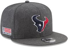 New Era Houston Texans Crafted In America 9FIFTY Snapback Cap
