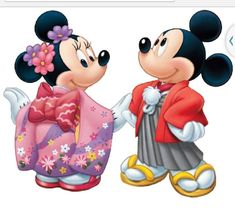 Mickey and Minnie Mouse Minnie Mouse Stickers, Mickey Mouse Art, Mickey Mouse And Friends, Cute Cartoon Boy, Cute Cartoon Images, Cute Images, Retro Disney, Cute Disney, Mickey Mouse Wallpaper Iphone
