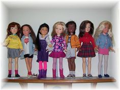I had Mary Anne and Stacey!! Hahaha! BSC Dolls (Mary Anne and Claudia were my favs!)