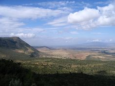 Great Rift Valley, Kenya.  Studied in Geography, floored when I visited,