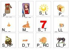 Maria Garcia, Math Numbers, Telling Time, Montessori, Language, Teaching Letters, Preschool Reading Activities, Preschool Printables, Teaching Resources