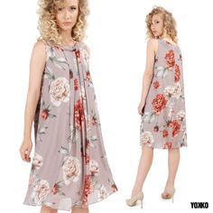 What about some floral prints? Daytime Dresses, Your Perfect, Flower Prints, Feminine, Floral, How To Make, Collection, Fashion, Women's
