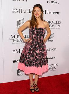 Jennifer Garner's Latest Red Carpet Outing Will Give You Major 13 Going on 30 Flashbacks