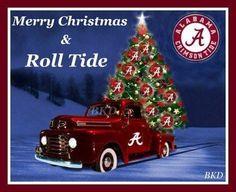 Crimson Tide: Pride of Alabama Merry Christmas Alabama Football Team, Alabama Baby, Sweet Home Alabama, Alabama Vs, College Football, Alabama Crimson Tide Logo, Crimson Tide Football, Merry Christmas Pictures, Christmas Art