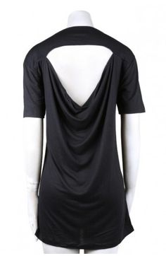 http://theurbanapparel.com/index.php/women/highlights-w/new-in/back-cut-out-slouchy-jersey-tee.html     I like the details.