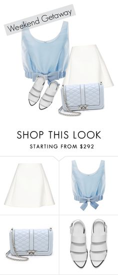 """""""."""" by natalyag ❤ liked on Polyvore featuring Neil Barrett, Honor, Rebecca Minkoff and Alexander Wang"""