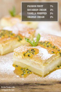 Recette e liquide Orange Passion - e liquid recipe. Tentez l'association des arômes orange et fruit de la passion pour un e liquide unique  #vape #ecig #diy