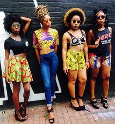 Black gang ❤✊