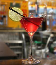 Indico Cocktails : Twisted Cosmopolitan