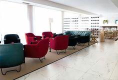 PROYECTOS - HASTA EN INVIERNO | PORCELANOSA Interiorismo @blunbluntv www.blunblun.com