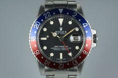 1971 Rolex GMT 1675