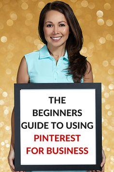Pinterest Marketing Expert Tips for Brands & Businesses: Beginners Guide to Using Pinterest for Business