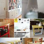 10 ikea hacks, we need that plantar-turned-pendant-lamp yesterday