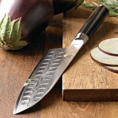 (closed) - Espresso and Cream Shun Knives, Chopping Knife, Espresso And Cream, Block Of Cheese, Best Kitchen Knives, Knife Block Set, Stuffed Whole Chicken, Professional Chef, Chef Knife