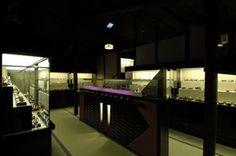 Kyoto Seishu Netsuke Museum display - Exhibition Rooms Exhibition Room, Museum Displays, Kyoto, Art Museum, Rooms, Collection, Bedrooms, Museum Of Art
