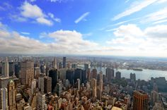 Chrysler Building / East River