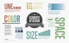 Elements of Design via dailyinspiration