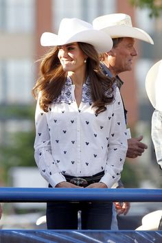 Kate Middleton Loves a Fun Blouse Detail and We're Here for It - Dress Like A Duchess