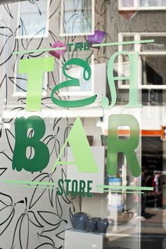 The Tea Bar in Amsterdam #amsterdam #travel #tea oh what... so cool