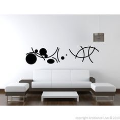 Abstrait - Stickers Deco Design / ambiance-sticker.com