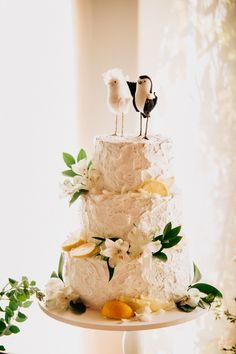Casamento de dia em Florianópolis com uma decoração maravilhosa