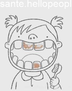 "The post ""girl brushing teeth health"" appeared first on Pink Unicorn activities Cartoon Preschool Class, Preschool Education, Kindergarten Art, Preschool Activities, Hygiene Lessons, Health Lessons, Dental Games, People Who Help Us, Teeth Health"