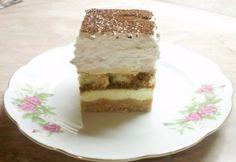 Gesztenyés álom sütés nélkül Poppy Cake, Hungarian Recipes, Tiramisu, Vanilla Cake, Nutella, Ale, Cheesecake, Deserts, Dessert Recipes