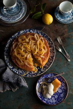 Lemon Marmalade & Polenta Cake via Drizzle & Dip #lemon #glutenfree #recipe