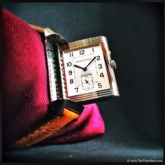 Jaeger-LeCoultre Reverso Duo | The Time Bum