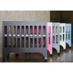 Baby Mod - Dylan Mini Crib…comparable to the Alma Bloom mini I've lusted after but ½ the price!