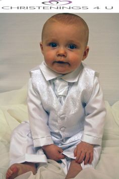 Baby Boys Christening/ Wedding suit/outfit