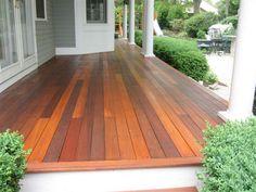 Deck Refinishing | George Hamby Painting, LLC