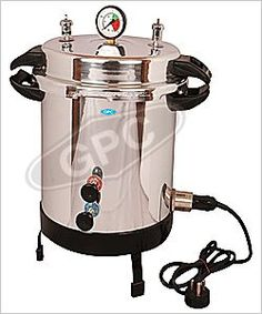 GPC Medical Ltd. is a leading autoclaves - pressure cooker type mirror finish company from India. We are manufacturer, supplier & exporter of medical autoclaves, portable autoclaves, laboratory autoclaves, eschmann autoclaves. Stainless Steel Drum, Cata, Cooker, Medical, India, Type, Electric, Mirror, Products