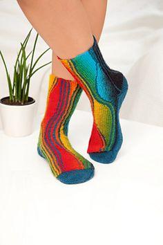 e1d92062c0b2b Must be swing knitting Calcetines