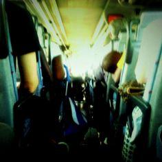 Pullman di pendolari... Verso casa