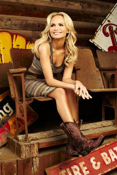 Kristin Chenoweth has the voice of an angel