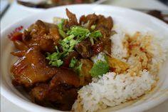 #PorkTrotterRice is a kind of popular #FastFood on #HainanIsland and it tastes so #yummy ! #SanyaRepin #SanyaHeartstoHearts #Sanya #Whererefreshingbegins #Food #China