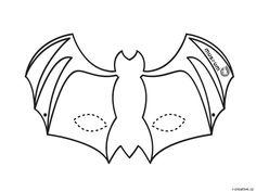 Karnevalové masky - šablony k vytisknutí   i-creative.cz - Inspirace, návody a nápady pro rodiče, učitele a pro všechny, kteří rádi tvoří. Halloween Coloring Pages, Paper Birds, Colouring Pages, Mask For Kids, Preschool Activities, Diy And Crafts, Creative, Decor, Quote Coloring Pages
