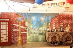 The Boy Who Lived--Harry Potter Birthday Party from Kara's Party Ideas. See more at karaspartyideas.com!