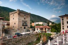 Torre del Infantado, Potes  #Cantabria #Spain