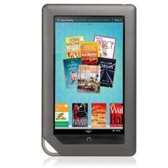 Amazon.com: Barnes & Noble NOOK Color eBook: Disclosure affiliate link