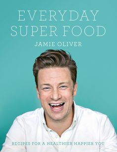 The wonderful and very inspirational Jamie Oliver on a subject close to my heart, superfoods and food as medicine.